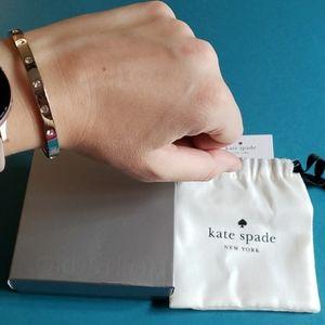 Kate Spade Silver Love Bracelet